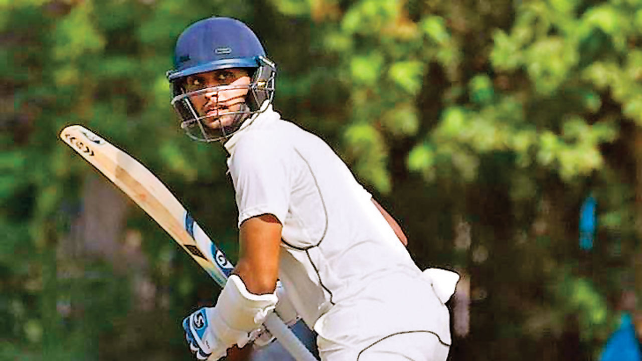 Milind Kumar, from out of Delhi to back in form