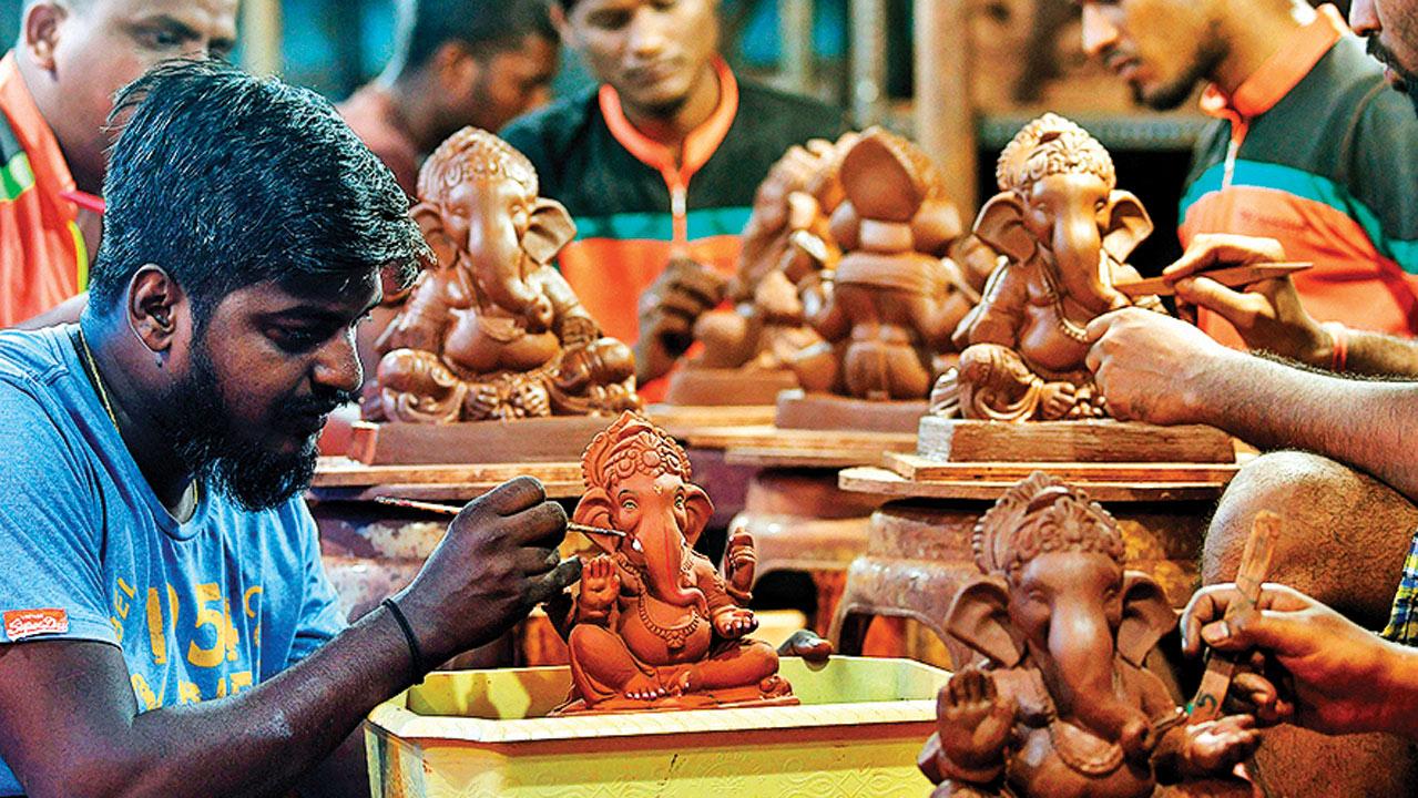 Mumbai: Devotees encouraged to go eco-friendly