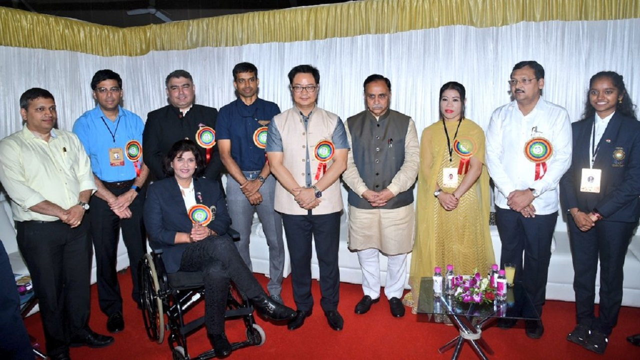 Gujarat eyes champions in chess, badminton through MoUs