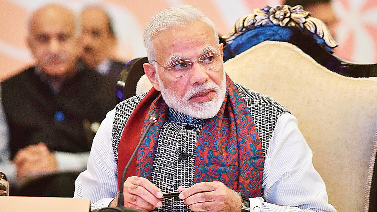 PM Narendra Modi crosses 50 million followers on Twitter
