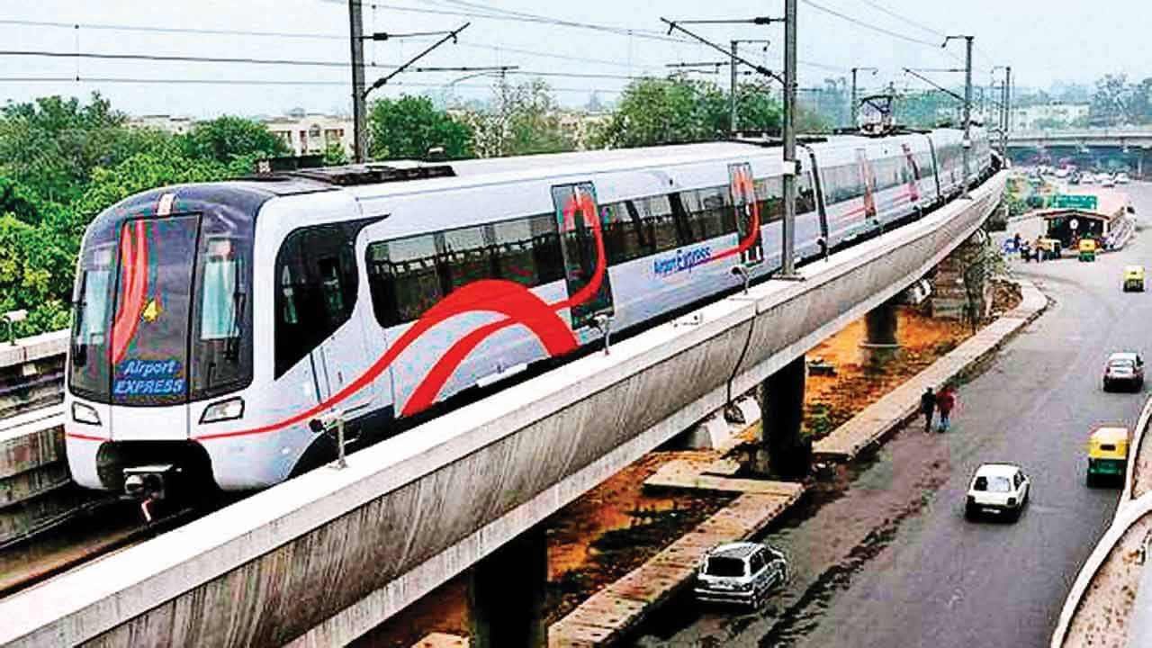 'Never give up' is Delhi Metro's plea to people