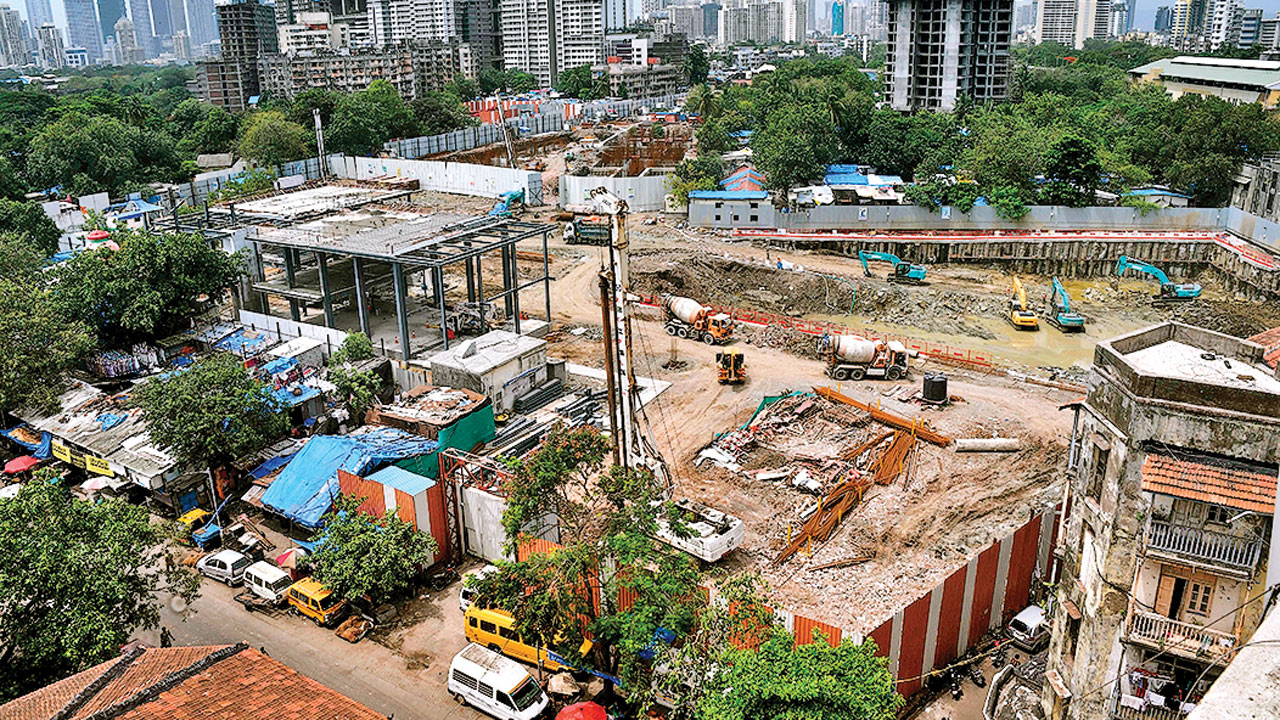 DNA EXCLUSIVE: 'Cut redevelopment GST to 1% to buoy realty', says Sudhir Mungantiwar