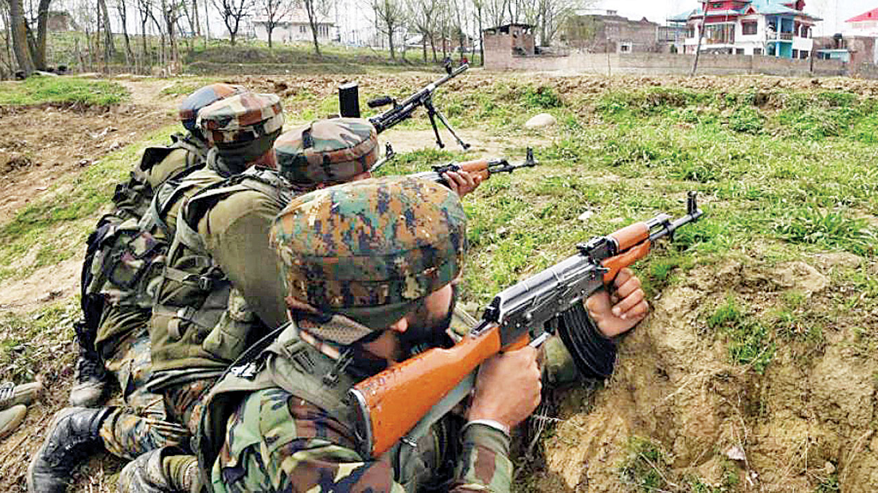 Security forces neutralise top Lashkar-e-Toiba commander