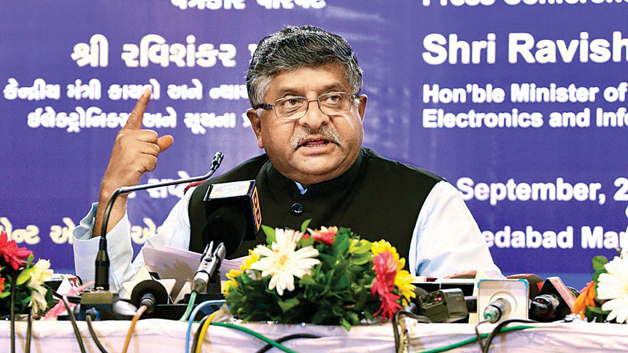 'Traffic violations fine hike in India's interest', says Ravi Shankar Prasad