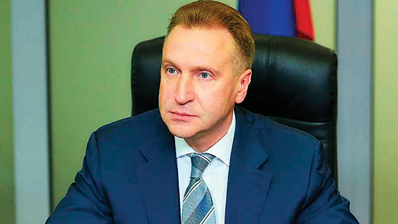 Moscow wants to work with India on building smart cities: Igor Shuvalov