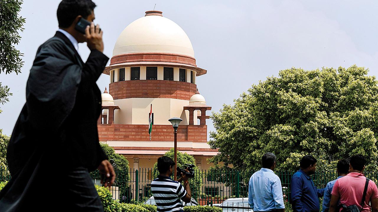Supreme Court Collegium clears air over judge transfers
