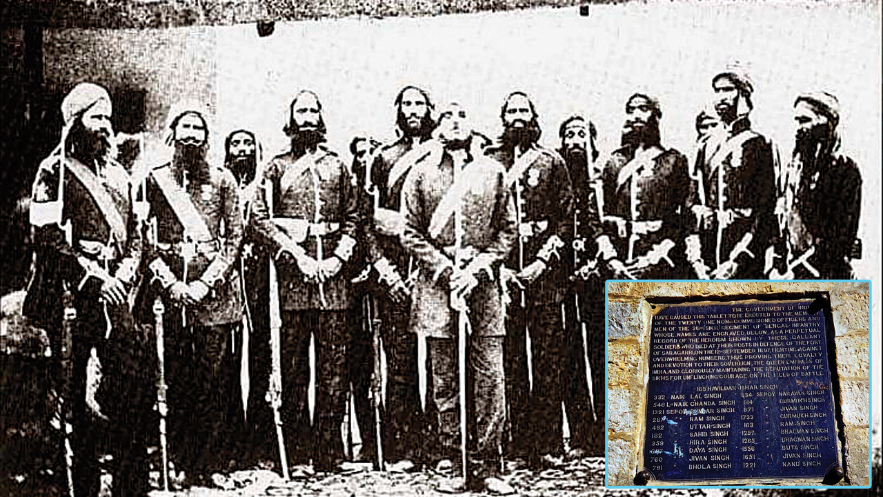 When 21 Sikh men fought 10K Afghans like 'demons'
