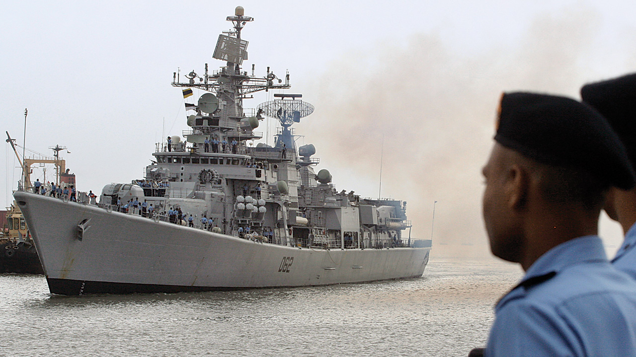 India, Russia sign deal to overhaul, modernise Delhi-class warships