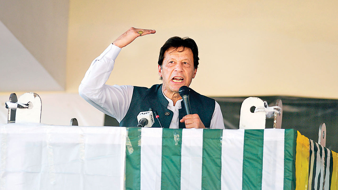 Imran Khan go back: Protests humiliate Pakistan Prime Minister in POK
