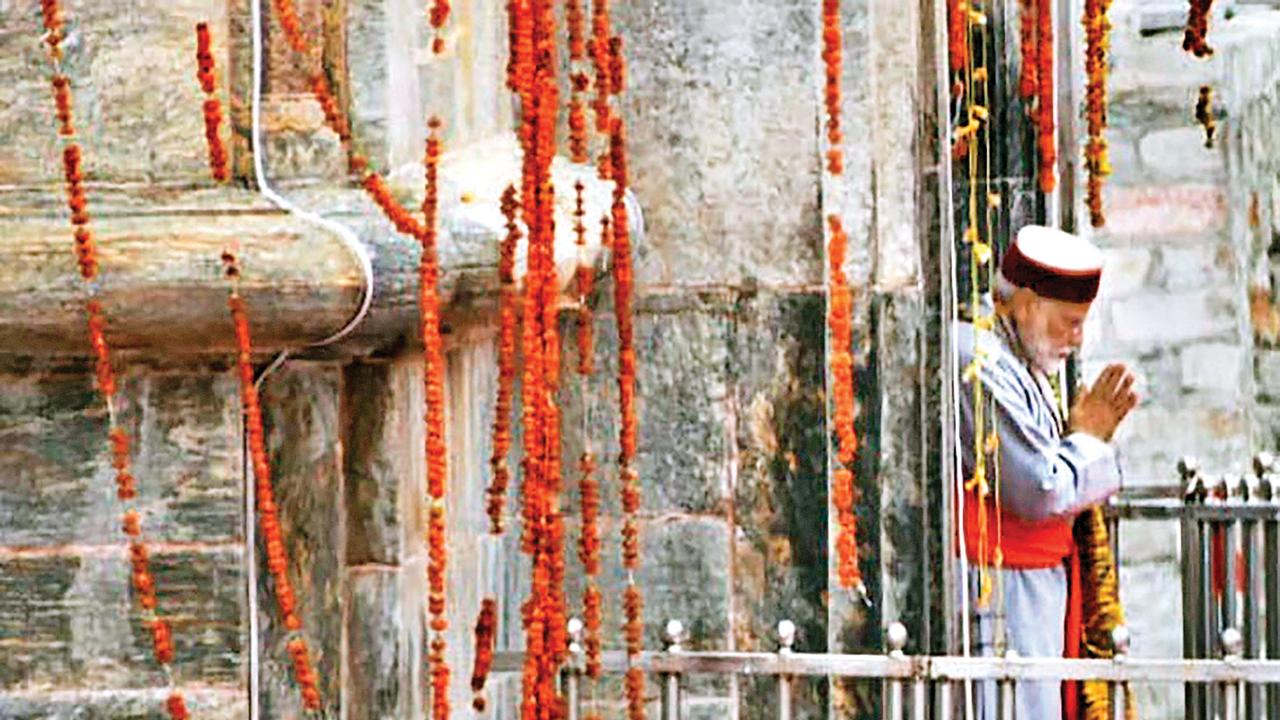 Kedarnath cave gets more footfall, bookings full till Oct