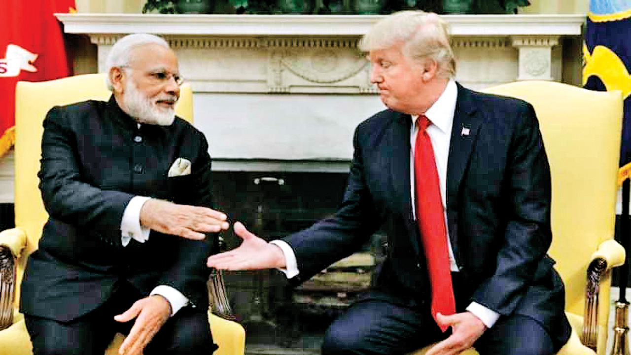 Donald Trump to drop in at PM Narendra Modi's Houston show?