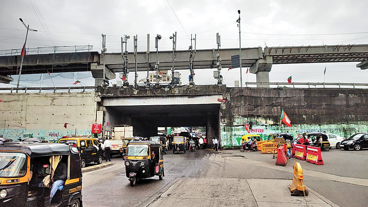 Mumbai: Western Express Highway-Kandivali link to get wider