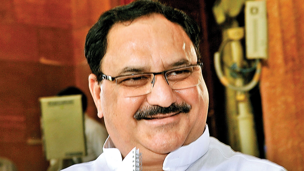 Focus on grass roots, not on self: JP Nadda