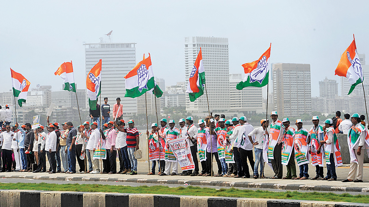 Poll donations to Congress see fivefold rise