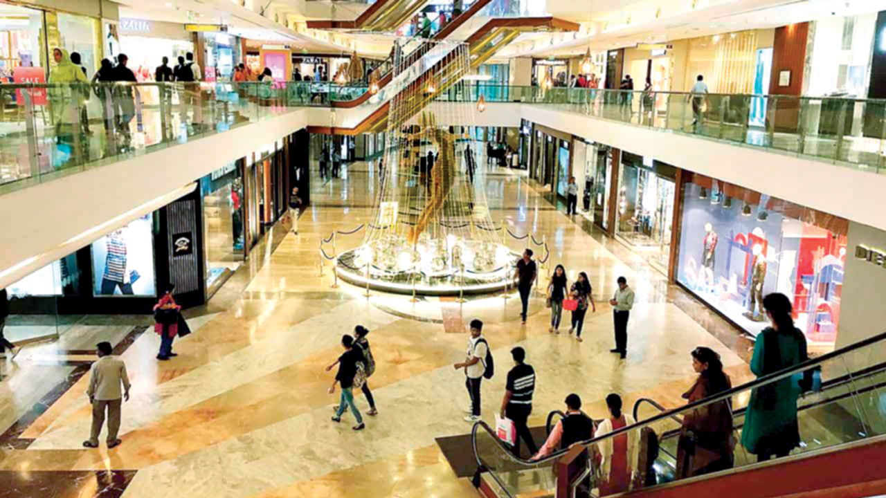 How shopping malls can fool you!
