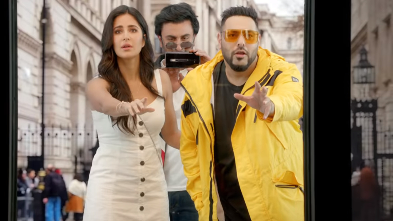 Did ex-couple Katrina Kaif and Ranbir Kapoor shoot for a TVC separately? The former answers