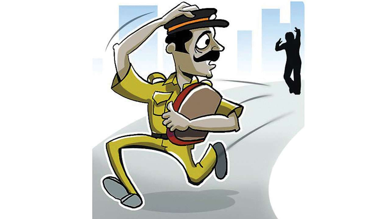 Ahmedabad: Bogus PSI escaped from police hand