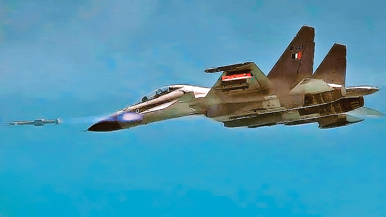 Astra lethal power to Indian Air Force fighters soon
