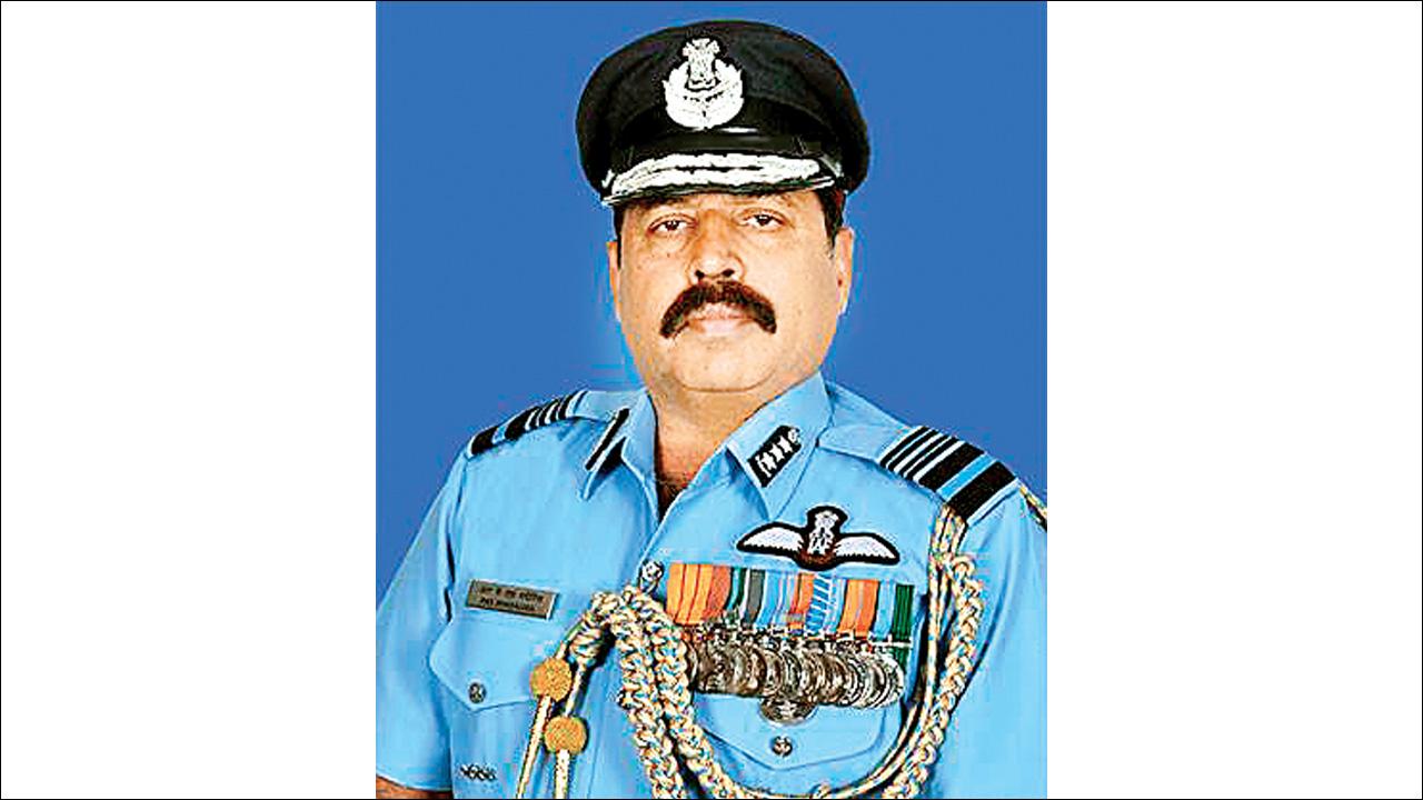 Air Marshal Rakesh Kumar Singh Bhadauria next Indian Air Force chief