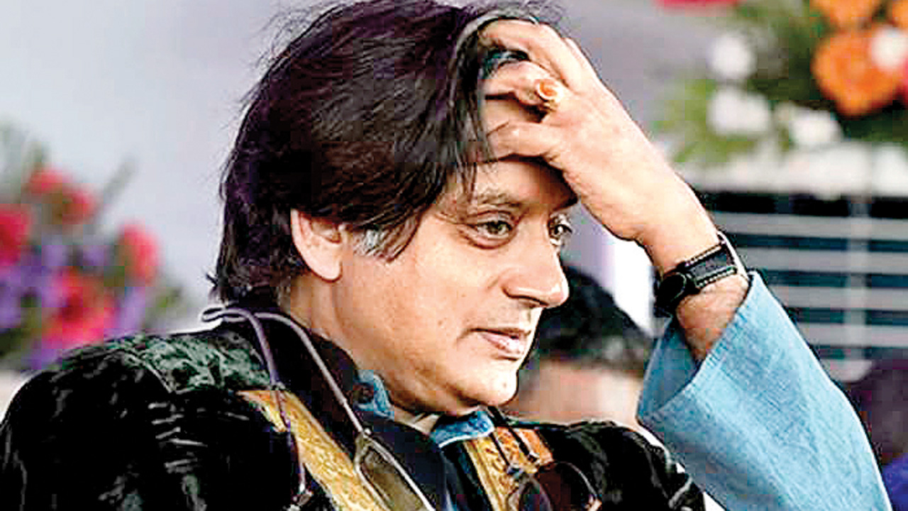 On same page with Centre on Pakistan-occupied-Kashmir: Congress leader Shashi Tharoor