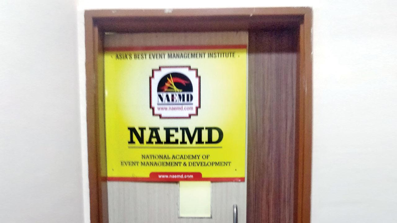 NAEMD has no affiliation to authority, under UGC radar now