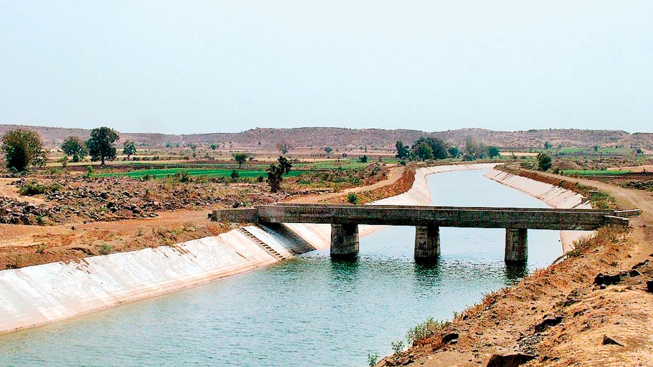Gujarat: 53 reservoirs in two tribal districts to get Panam canal water