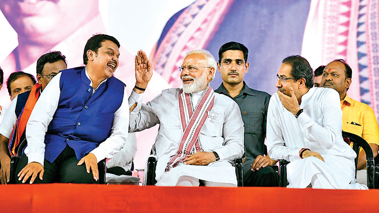 Maharashtra Assembly Polls: Shiv Sena ready to play second fiddle, denies 'go solo' claims