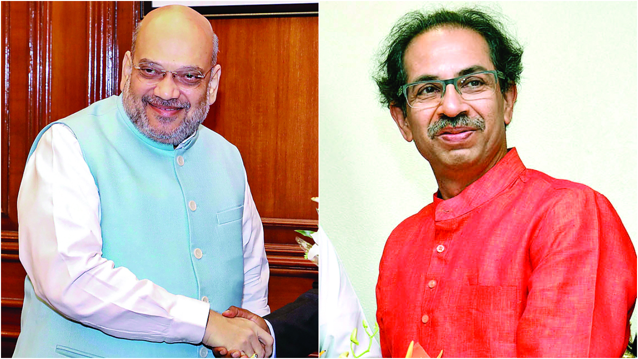 Amit Shah won't meet Uddhav today due to Pitru Paksha, say parties