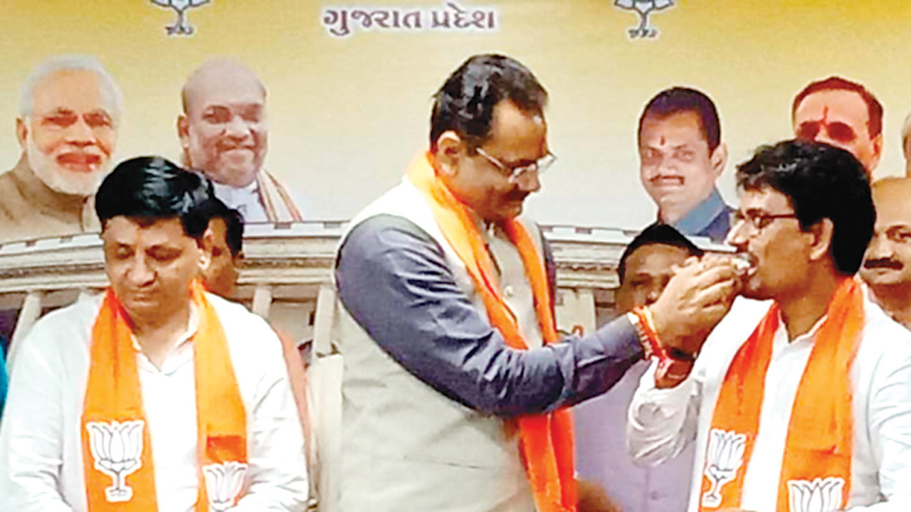 Bypolls: BJP has upper hand in all the six seats in Gujarat