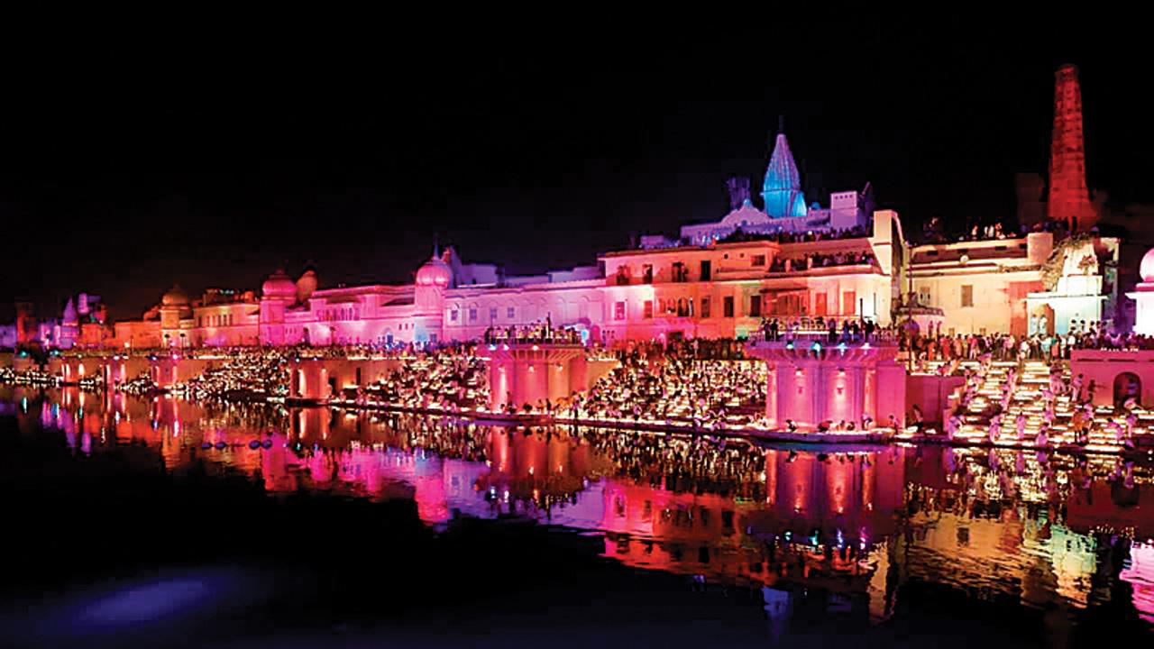 Ayodhya to witness grand Diwali fete; Ramleelas in five countries