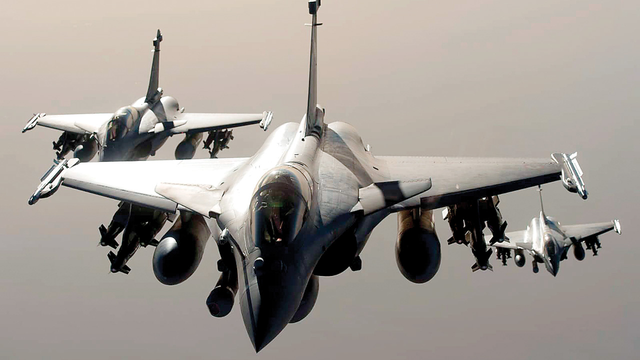 'India to buy 36 more Rafale jets early next year'