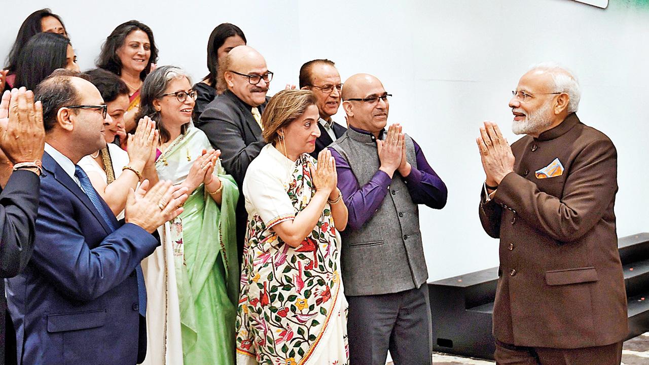 Kashmiri Pandits shower love and gratitude to PM Narendra Modi