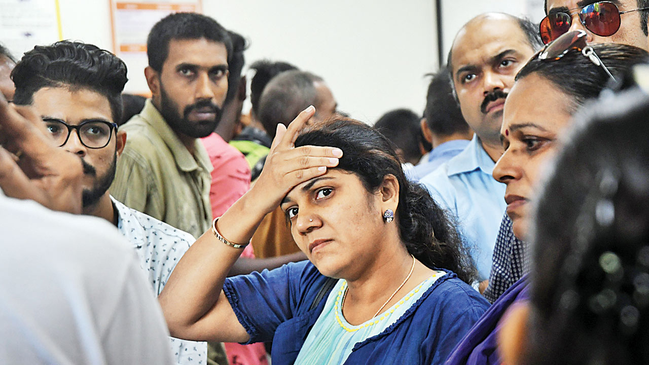 Today, we have been betrayed, say Punjab and Maharashtra Co-operative bank patrons