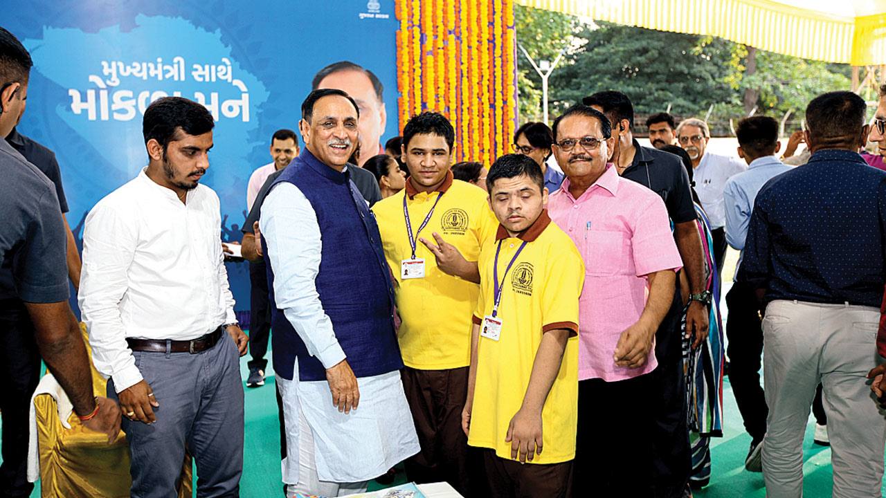 Ahmedabad: Differently-abled monthly grants doubled from Rs 10,000 to Rs 20,000