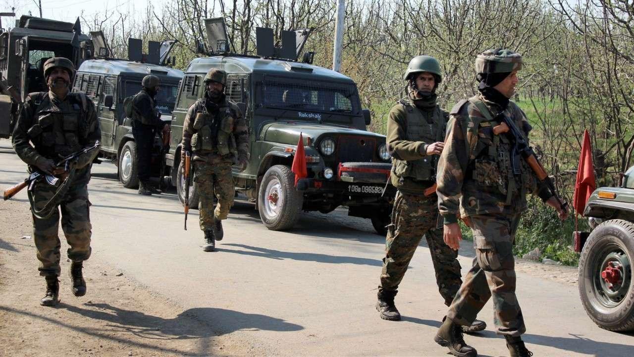 J BSF foils infiltration bid in Baramulla