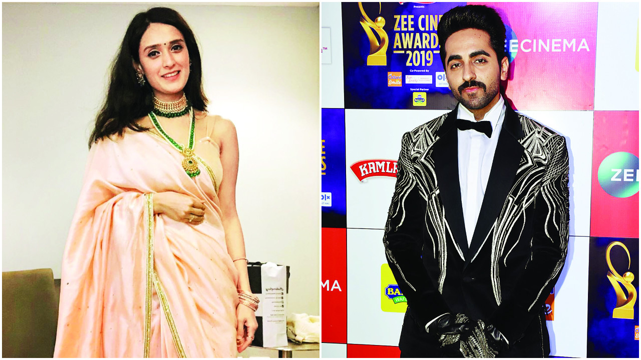'I was laughing while reading the script': Pankhuri Awasthy