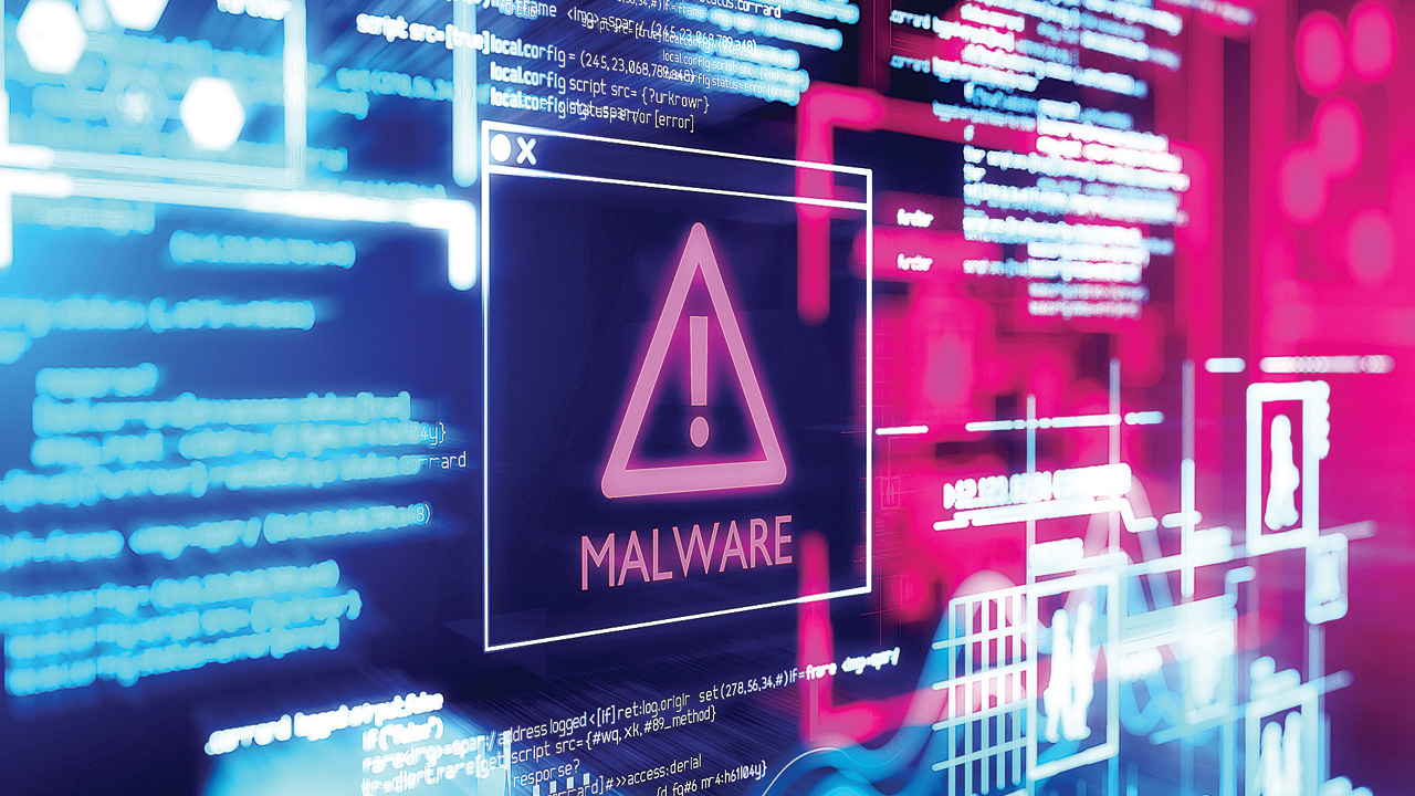 This malware affects 4,700 Windows systems each day