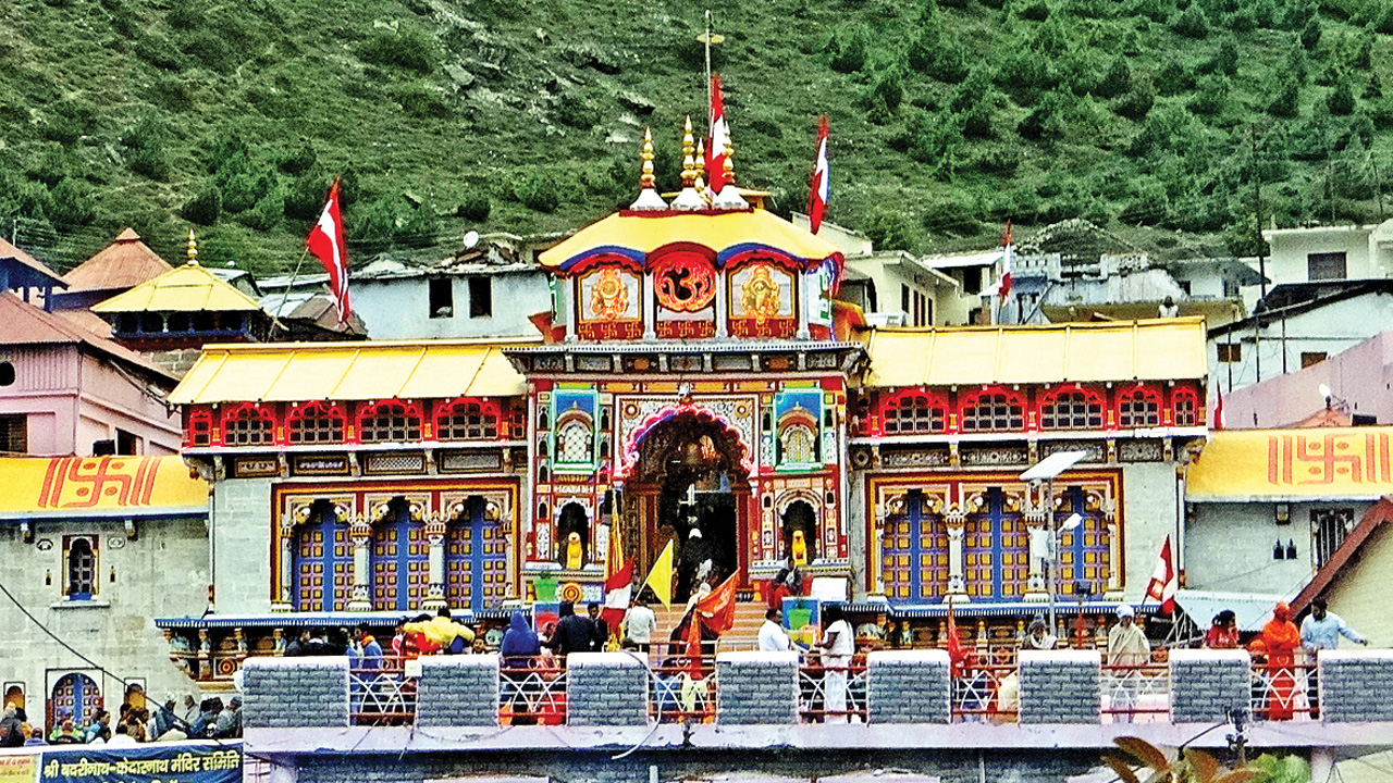 Kedarnath, Badrinath temples to remain closed during winters