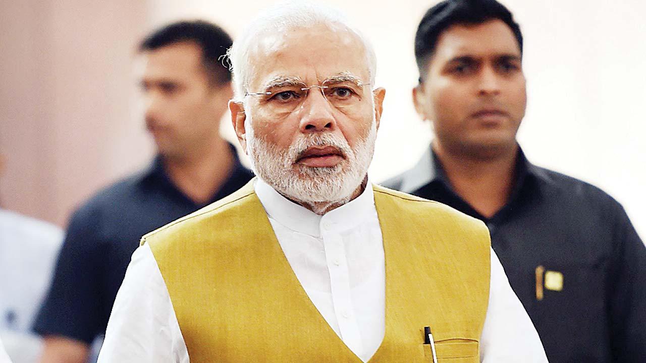 Hagibis Typhoon: PM Modi condoles loss of lives in Japan