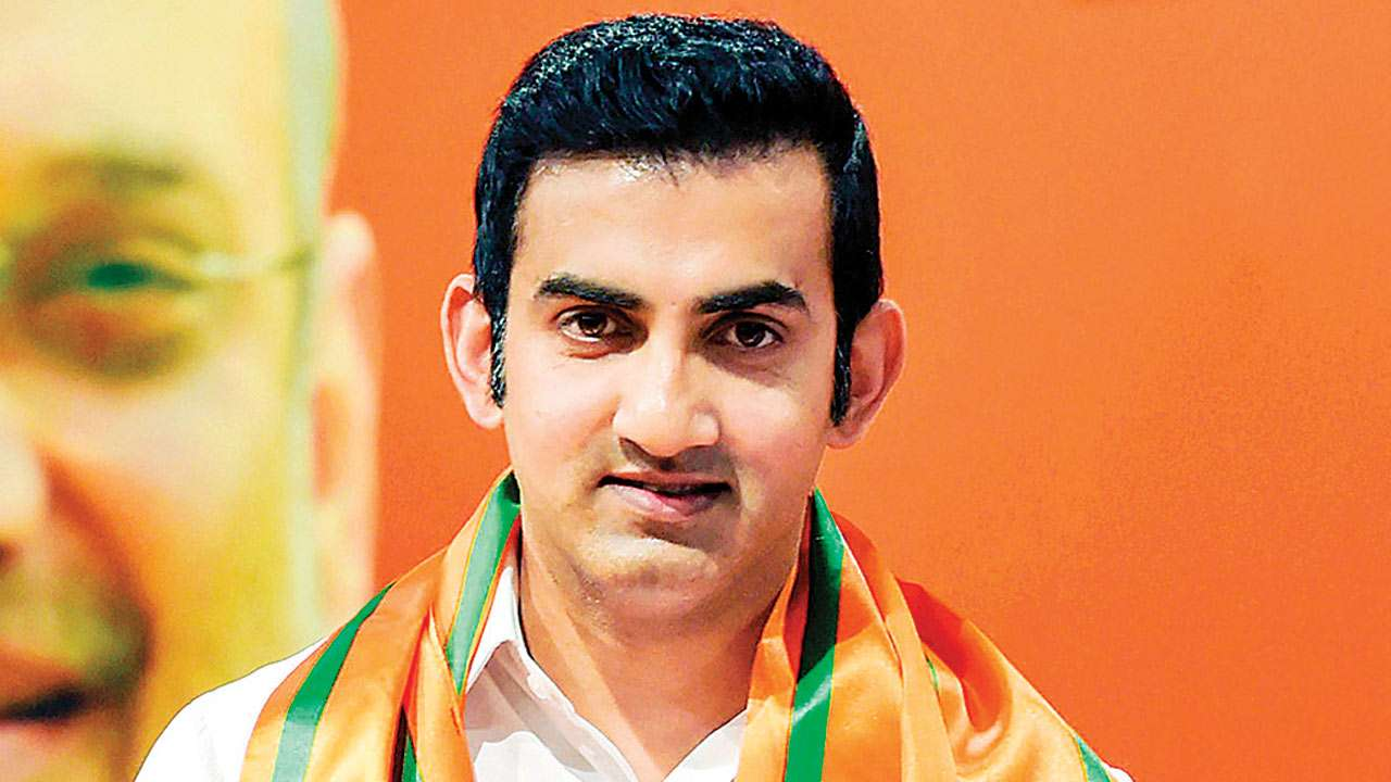 Gautam Gambhir's foundation to take care of 100 children of martyrs