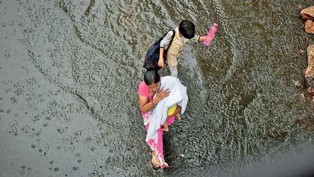 Coastal Karnataka, Tamil Nadu to receive heavy rainfall today: IMD