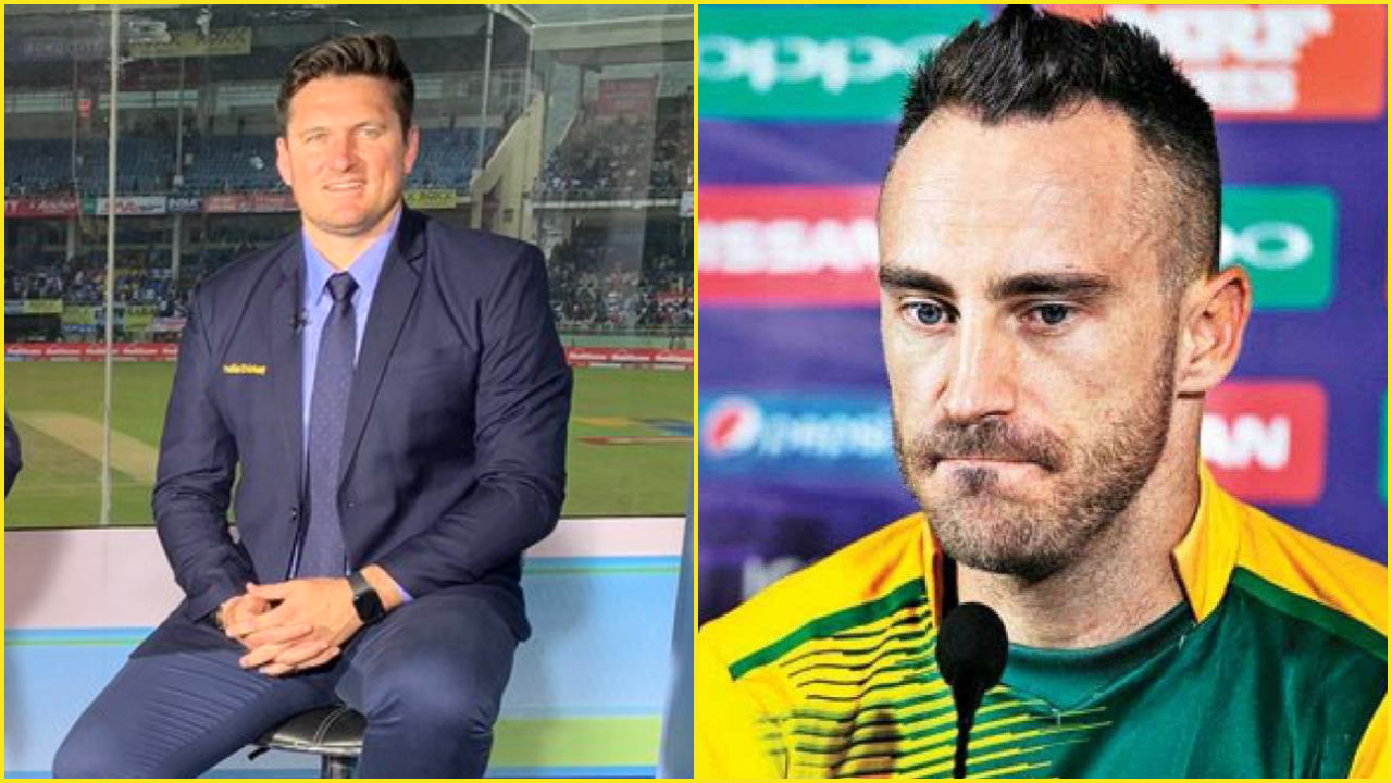 'Unfortunately, they haven't played well enough': Graeme Smith not impressed with Du Plessis' captaincy