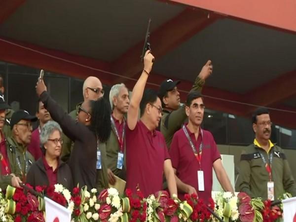 Sports minister Kiren Rijiju flags off 15th Delhi Half Marathon with largest ever participants