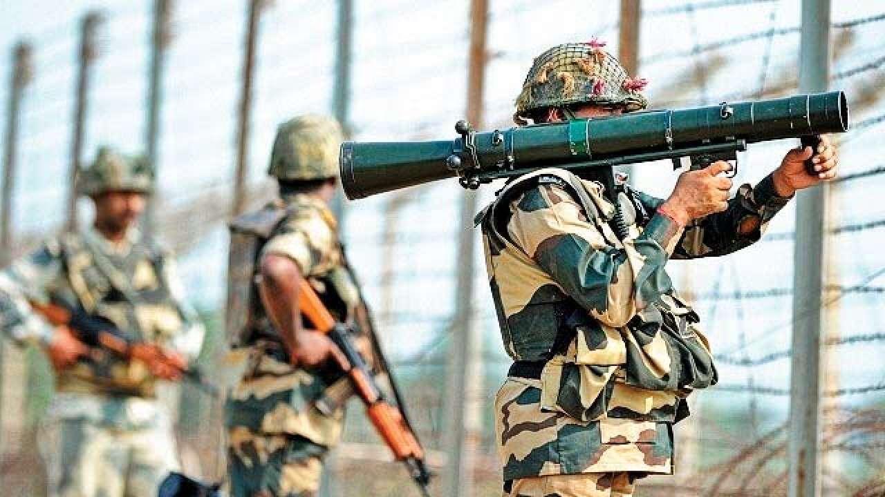 Indian army targets terror launch pads inside PoK's Neelum valley