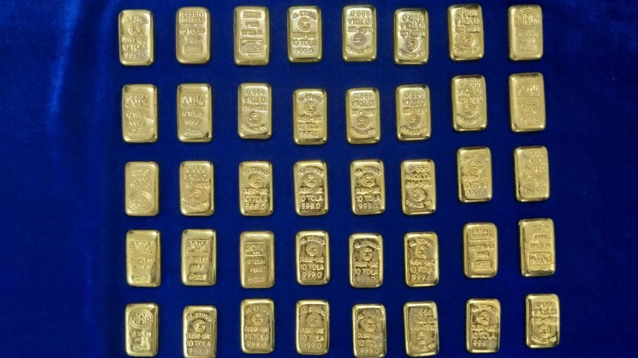 5.6kg gold worth 2.24 crore seized from Air India flight toilet