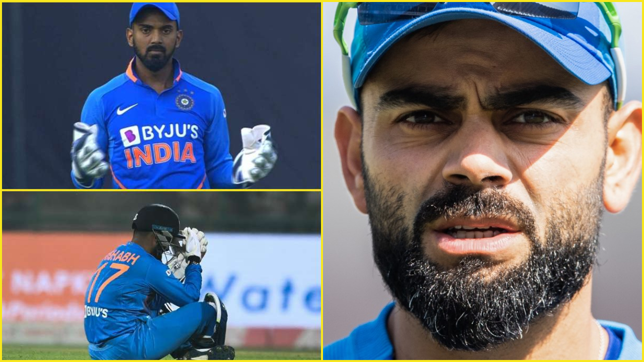 NZ vs IND: Virat Kohli confirms India's first-choice keeper in white-ball cricket between KL Rahul and Rishabh Pant