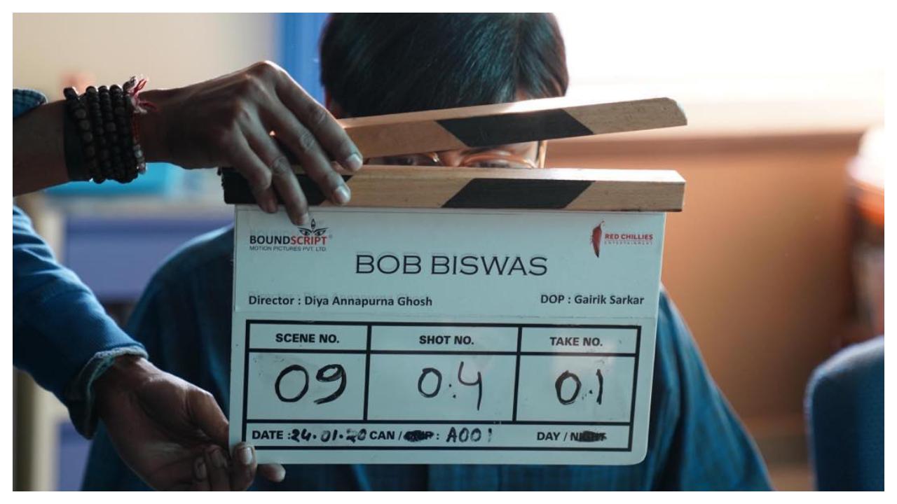 Abhishek Bachchan gives sneak peek into his character in Shah Rukh Khan produced 'Bob Biswas'