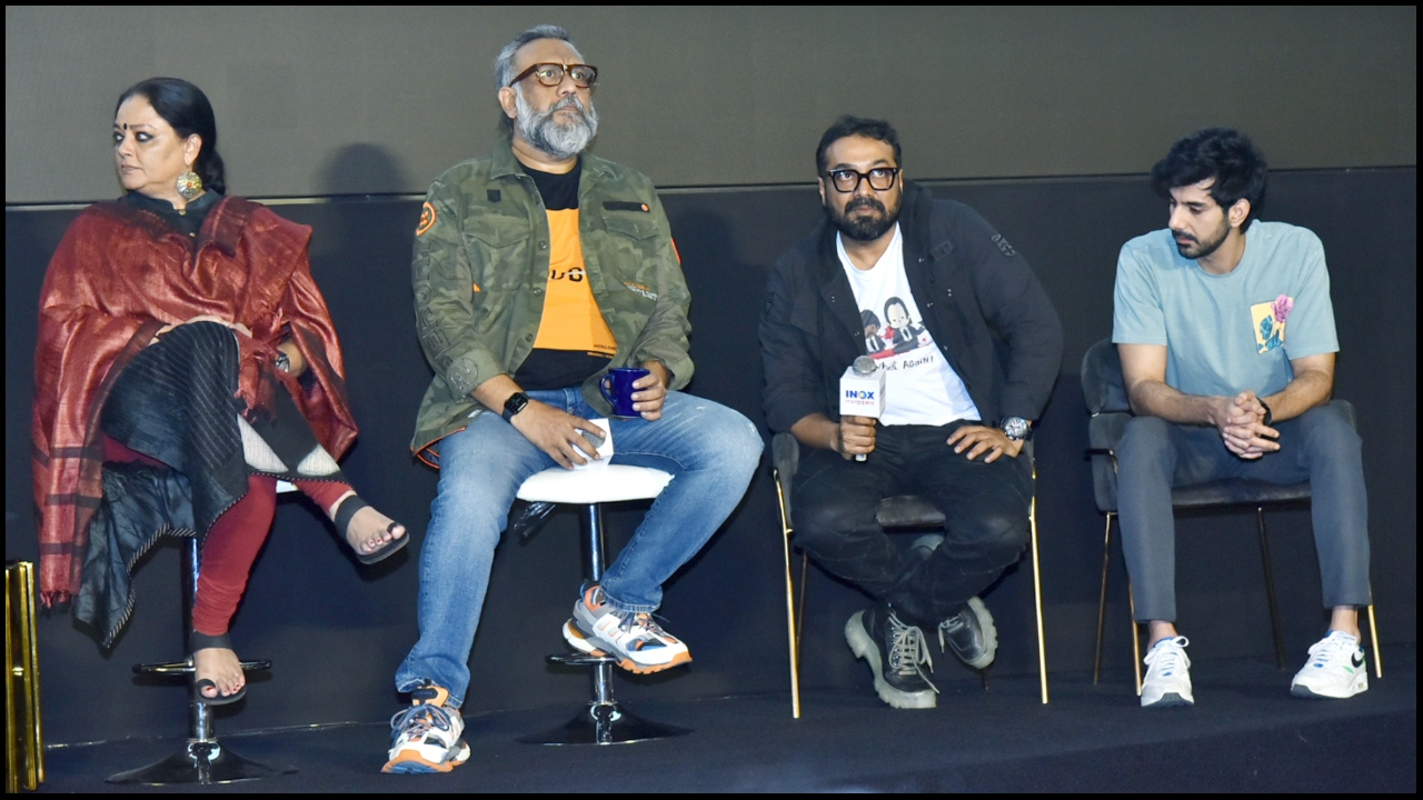 'Many problems would be solved if Home Minister Amit Shah apologizes': Anurag Kashyap