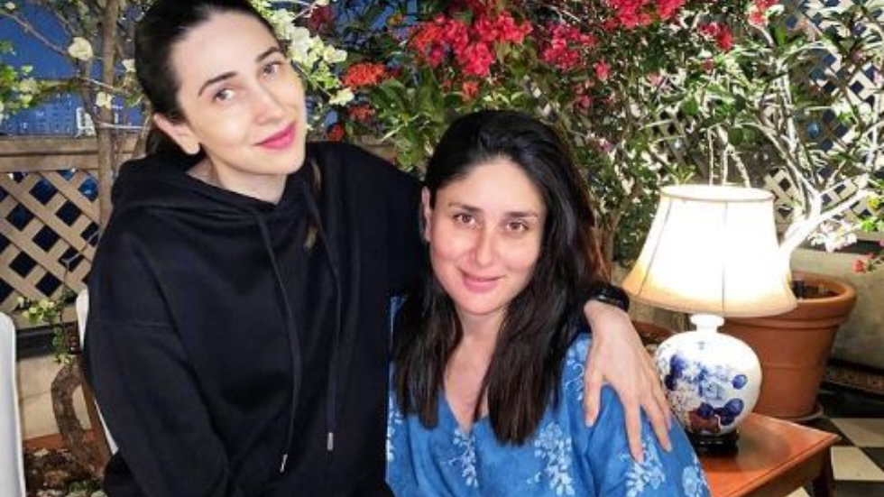 In Pic: Karisma Kapoor celebrates 'new beginnings' with Kareena Kapoor Khan in sister's new home