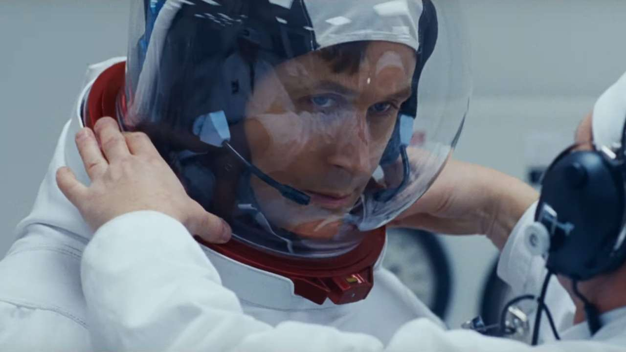 Ryan Gosling Is Neil Armstrong in 'First Man' Trailer & Poster